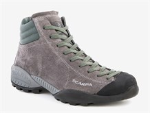 SCARPA MOJITO PLUS GTX MIDGRAY/GREEN BOT